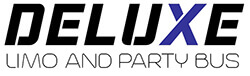 Deluxe Limo and Party Bus website