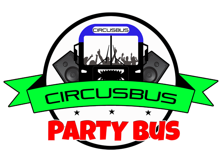Circusbus Party Bus Toronto logo main logo